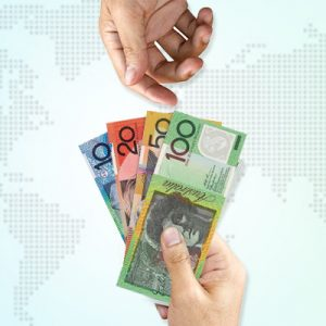 Charges to send money from India to Australia