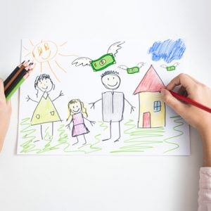 How can I send money for family maintenance?